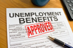 Claim for unemployment benefits