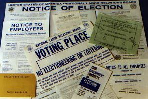 NLRB Election Notices